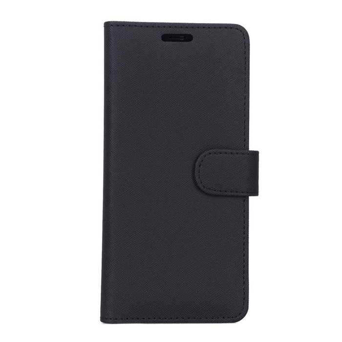 Case FortyFour Cases Case FortyFour No.11 Sony Xperia XZ3 Cross Grain Black