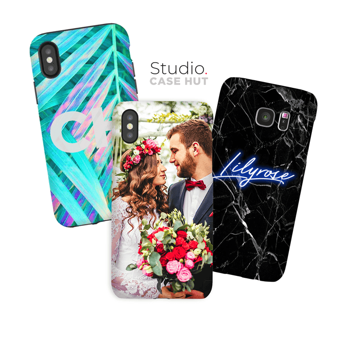 sale retailer c49f9 bfbe6 Design Your Own Apple iPhone XS Custom Gel Case by YouDesign