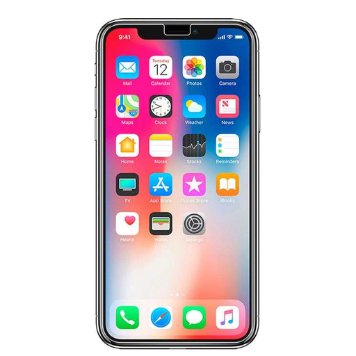 Case Hut Screen Protection Apple iPhone X/XS UV Tempered Glass Screen Protector