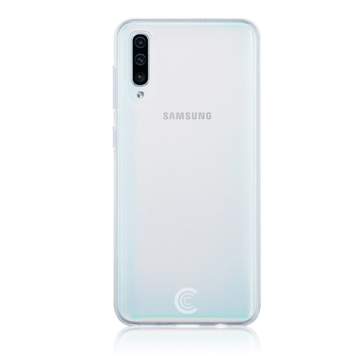 Clear Case Co. Cases Samsung Galaxy A50 Clear TPU Gel Case by Clear Case Co.