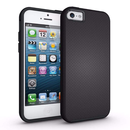 Eiger Cases Eiger North Case for Apple iPhone 5/5s/SE in Black