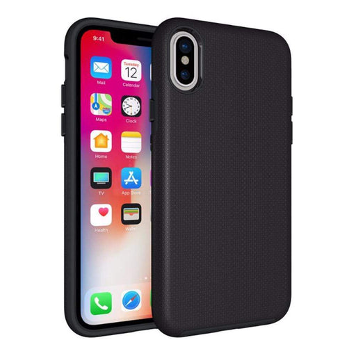 Eiger Cases Eiger North Case for Apple iPhone X/XS in Black