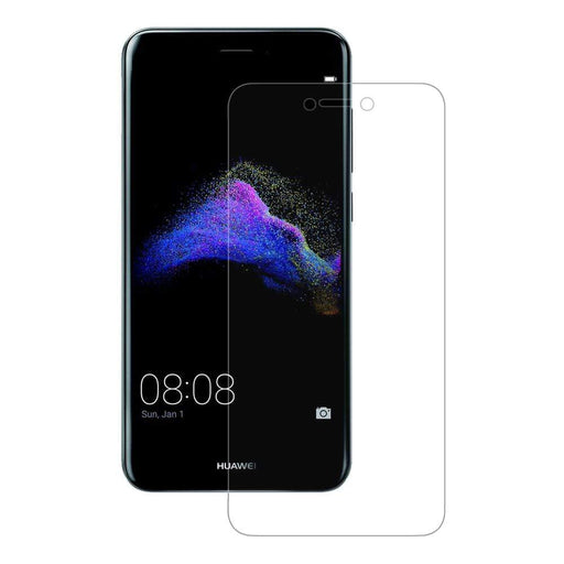 Eiger Screen Protection Eiger 3D GLASS Full Screen Tempered Glass Screen Protector for Huawei P8/P9/Honor 8 Lite (2017)