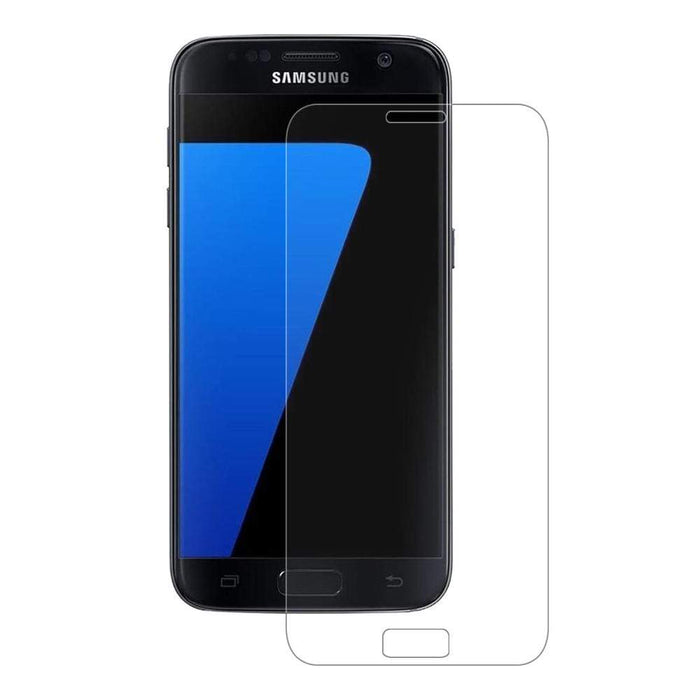 Eiger Screen Protection Eiger 3D GLASS Full Screen Tempered Glass Screen Protector for Samsung Galaxy S7 in Clear