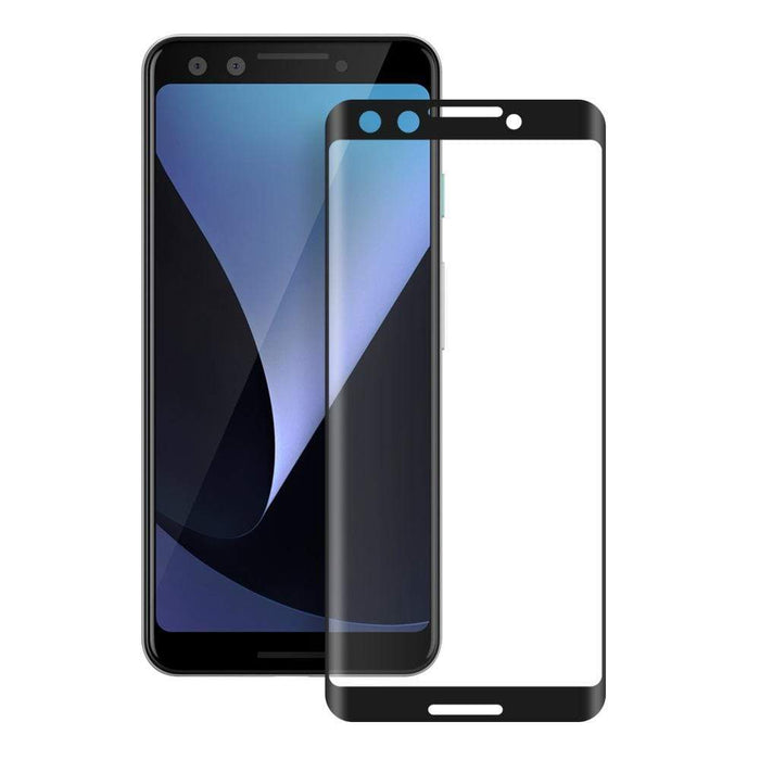 Eiger Screen Protection Eiger 3D GLASS Tempered Glass Screen Protector for Google Pixel 3