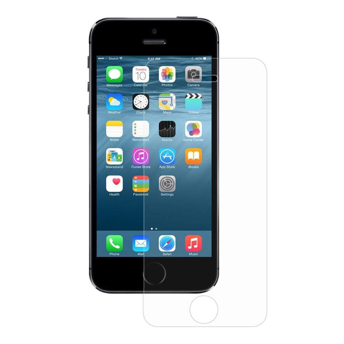 Eiger Screen Protection Eiger GLASS Tempered Glass Screen Protector for Apple iPhone 5/5s/SE in Clear