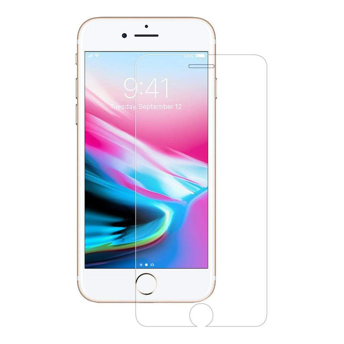 Eiger Screen Protection Eiger GLASS Tempered Glass Screen Protector for Apple iPhone 8/7/6s/6 Plus in Clear