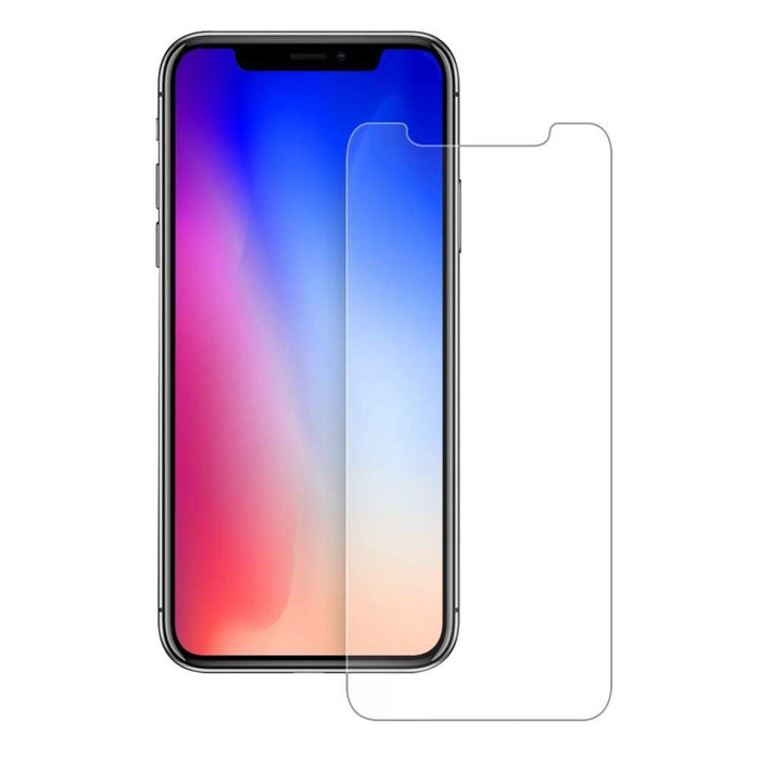 Eiger Screen Protection Eiger GLASS Tempered Glass Screen Protector for Apple iPhone XS/X in Clear