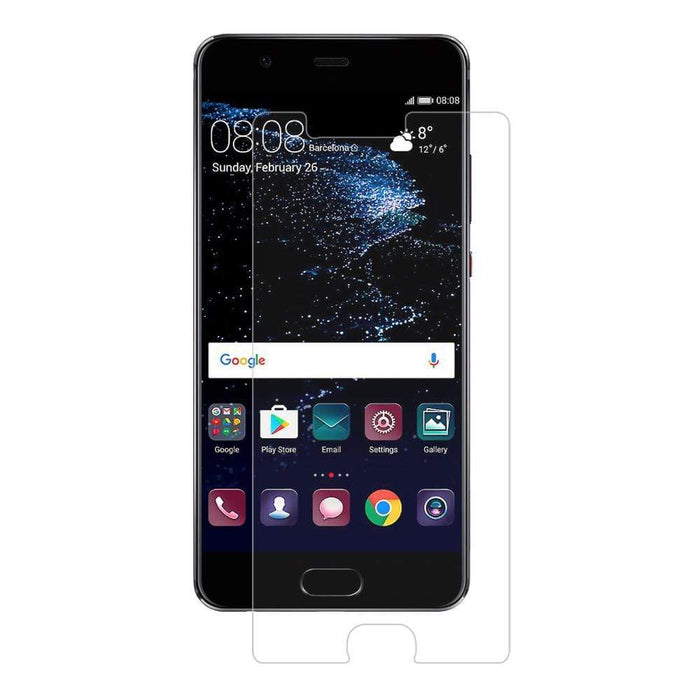 Eiger Screen Protection Eiger GLASS Tempered Glass Screen Protector for Huawei P10 Plus in Clear