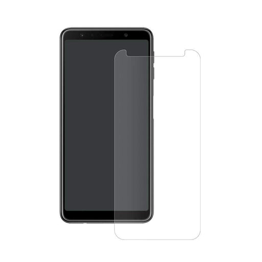 Eiger Screen Protection Eiger GLASS Tempered Glass Screen Protector for Samsung Galaxy A9 (2018) in Clear