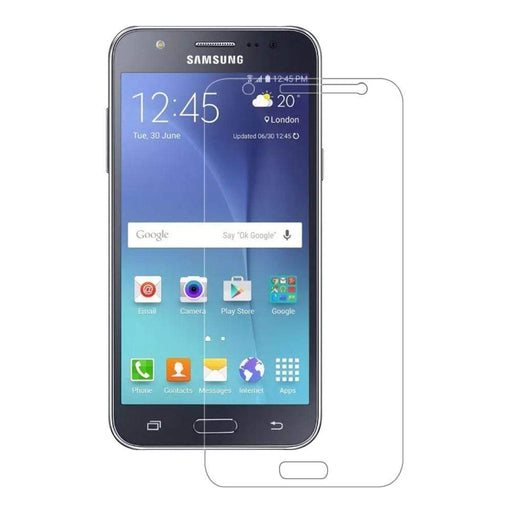 Eiger Screen Protection Eiger GLASS Tempered Glass Screen Protector for Samsung Galaxy J5 (2015) in Clear