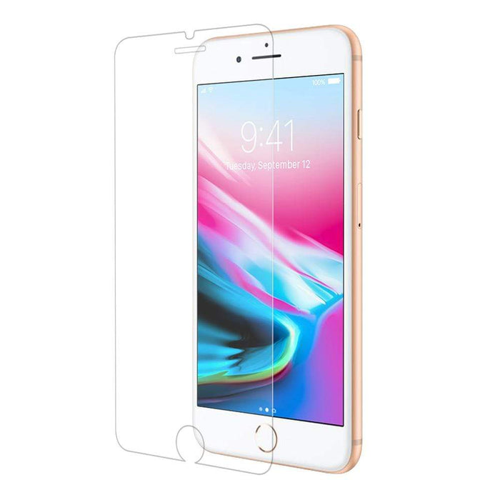Eiger Screen Protection Eiger Mountain GLASS Tempered Glass Screen Protector for Apple iPhone 8/7 in Clear