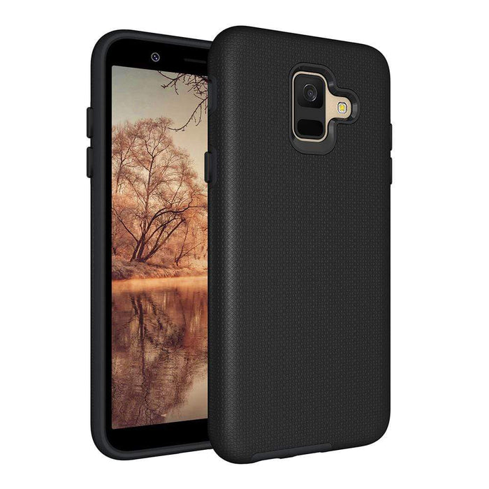 Eiger Screen Protection Eiger North Case for Samsung Galaxy A6 (2018) in Black