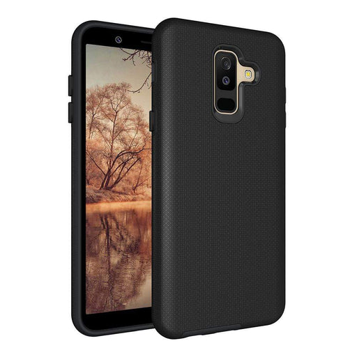 Eiger Screen Protection Eiger North Case for Samsung Galaxy A6+ (2018) in Black