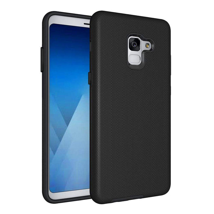 Eiger Screen Protection Eiger North Case for Samsung Galaxy A7 (2018) in Black