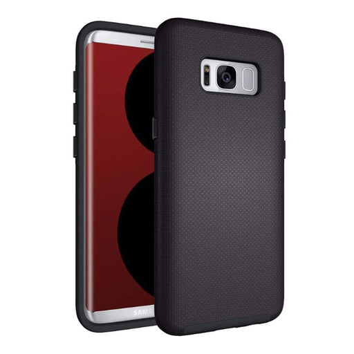 Eiger Screen Protection Eiger North Case for Samsung Galaxy S8+ in Black