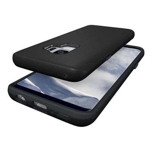 Eiger Screen Protection Eiger North Case for Samsung Galaxy S9 in Black