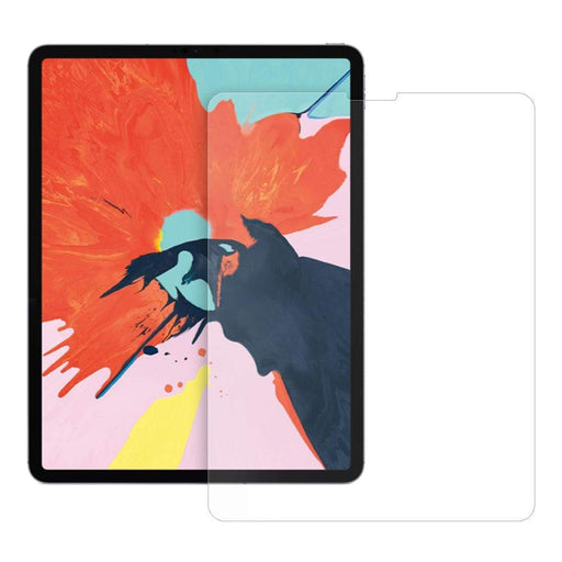 Eiger Screen Protection Eiger Tablet GLASS Tempered Glass Screen Protector for Apple iPad Pro 12.9in (2018) in Clear