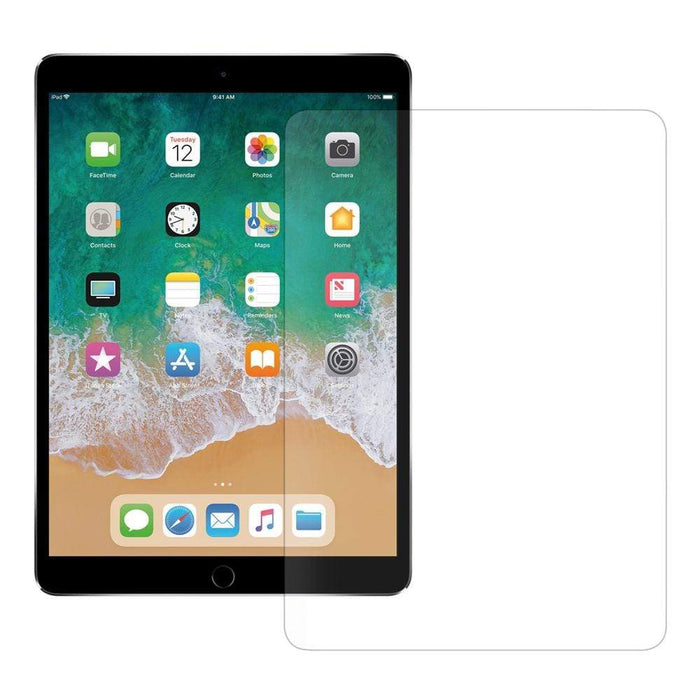 Eiger Screen Protection Eiger Tablet GLASS Tempered Glass Screen Protector for Apple iPad Pro 12.9in in Clear