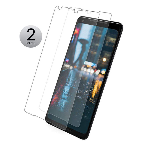 Eiger Screen Protection Eiger Tri Flex High-Impact Film Screen Protector (2 Pack) for Google Pixel 2 XL in Clear