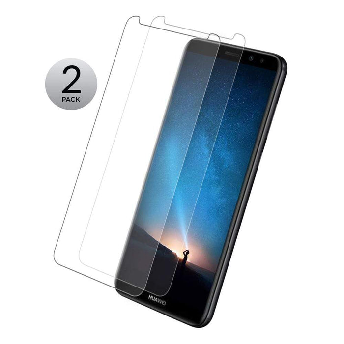 Eiger Screen Protection Eiger Tri Flex High-Impact Film Screen Protector (2 Pack) for Huawei Mate 10 Lite in Clear