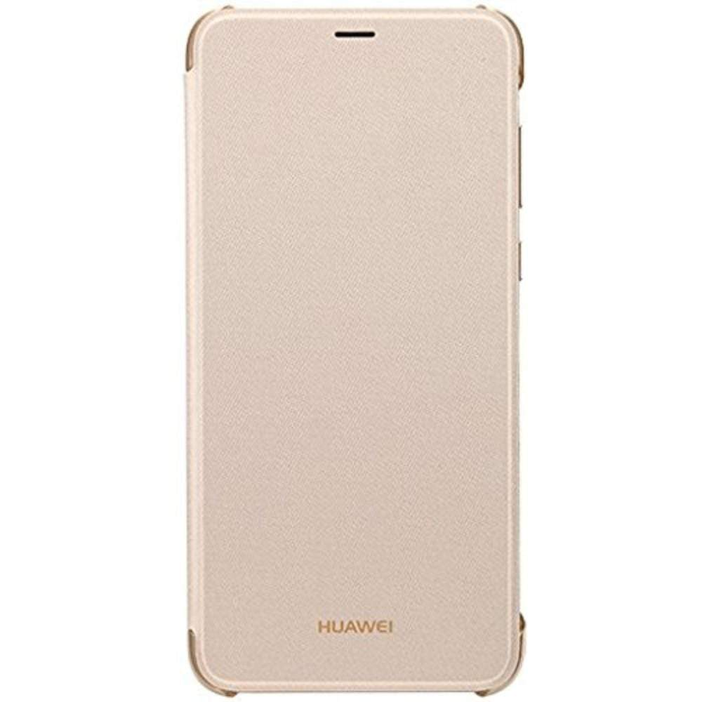 Huawei Cases Huawei Flip Cover Case for Huawei P Smart in Gold