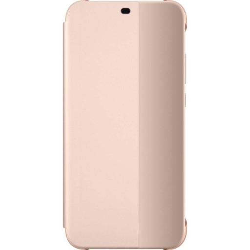 Huawei Cases Huawei Flip Cover Case for Huawei P20 Lite in Pink