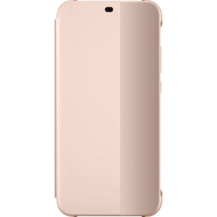 separation shoes 66e87 b7f2b Huawei Flip Cover Case for Huawei P20 Lite in Pink