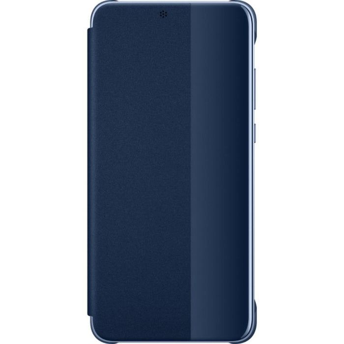 Huawei Cases Huawei Flip View Cover Case for Huawei P20 in Blue