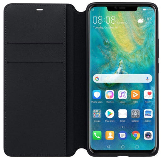 Huawei Cases Huawei Official Wallet Cover Case for Huawei Mate 20 Pro - Black