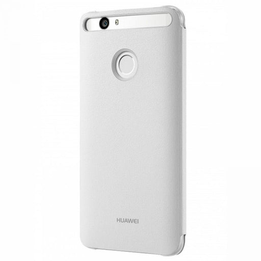 Huawei Cases Huawei View Flip Cover Case Nova White