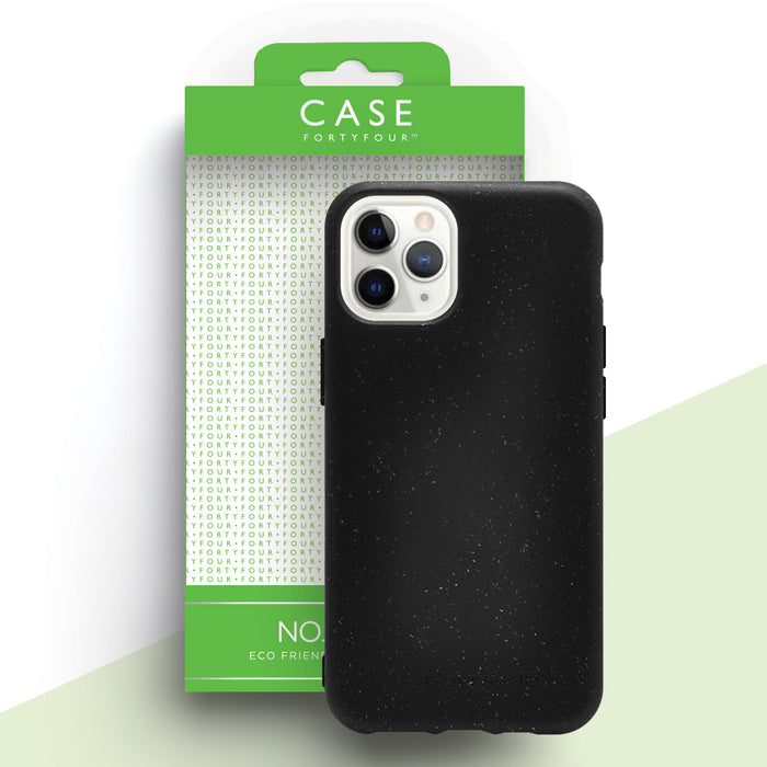 Case FortyFour No.100 for Apple iPhone 11 Pro Max in Black