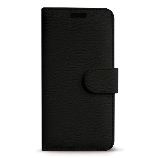 Case FortyFour No.11 for Apple iPhone 11 Pro in Cross Grain Black