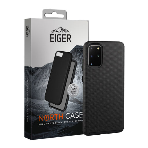 Eiger North Case for Samsung Galaxy S20+ in Black