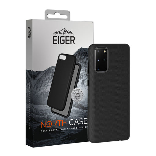 Eiger North Case for Samsung Galaxy S20 in Black
