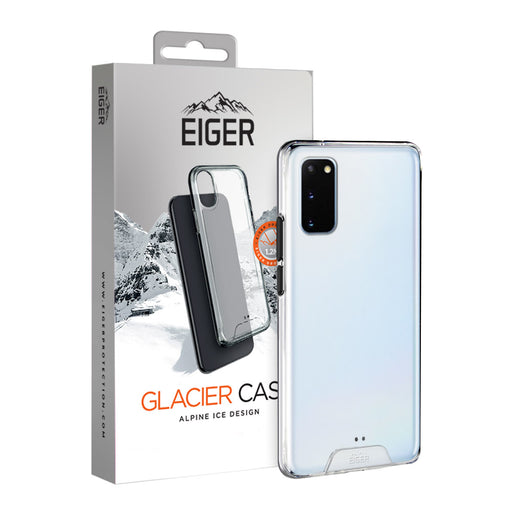 Eiger Glacier Case for Samsung Galaxy S20 in Clear
