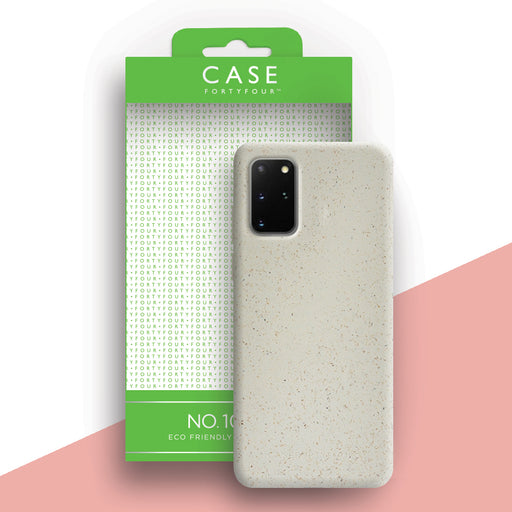 Case FortyFour No.100 for Samsung Galaxy S20+ in White