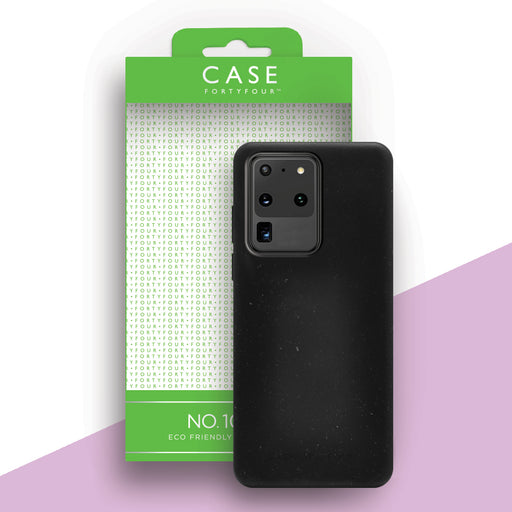 Case FortyFour No.100 for Samsung Galaxy S20 Ultra in Black