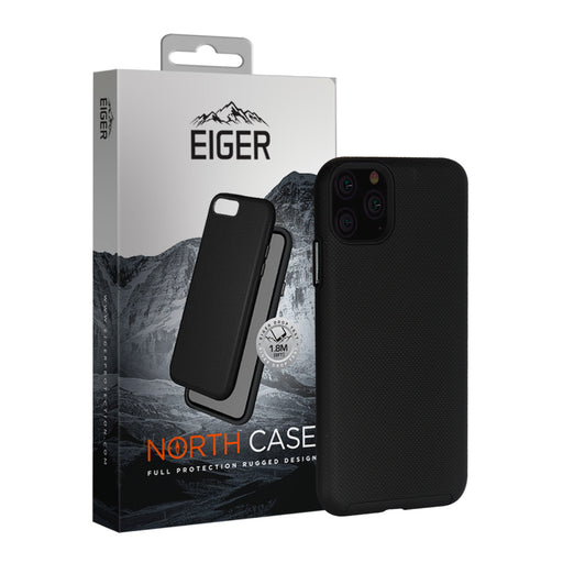 Eiger North Case for Apple iPhone 11 Pro in Black
