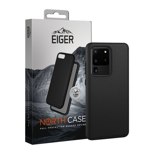 Eiger North Case for Samsung Galaxy S20 Ultra in Black
