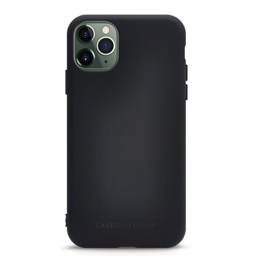 Case FortyFour No.1 for Apple iPhone 11 Pro in Black