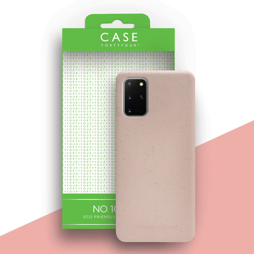 Case FortyFour No.100 for Samsung Galaxy S20+ in Pink