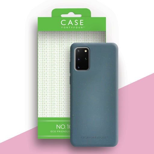 Case FortyFour No.100 for Samsung Galaxy S20+ in Blue