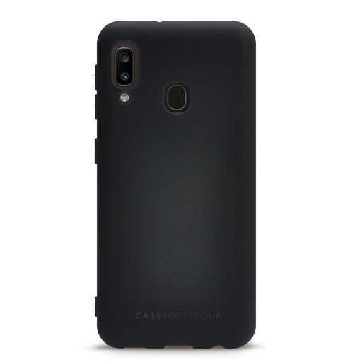 Case FortyFour No.1 for Samsung Galaxy A20e in Black