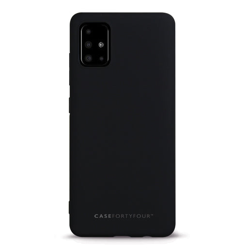Case FortyFour No.1 for Samsung Galaxy A51 in Black