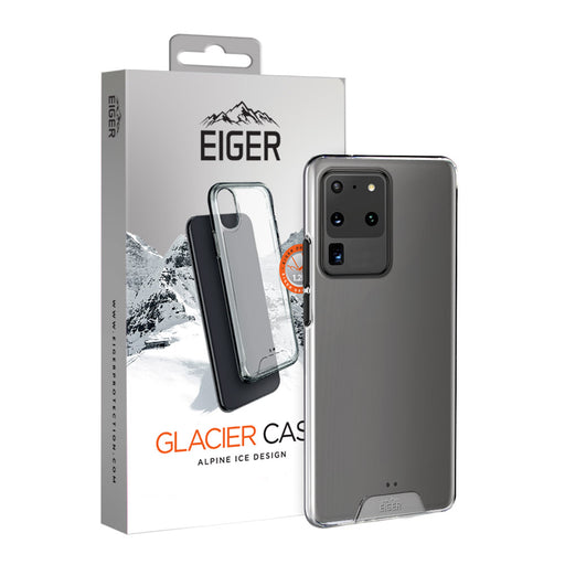 Eiger Glacier Case for Samsung Galaxy S20 Ultra in Clear