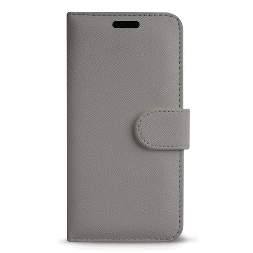 Case FortyFour No.11 for Apple iPhone 11 Pro in Cross Grain Stone