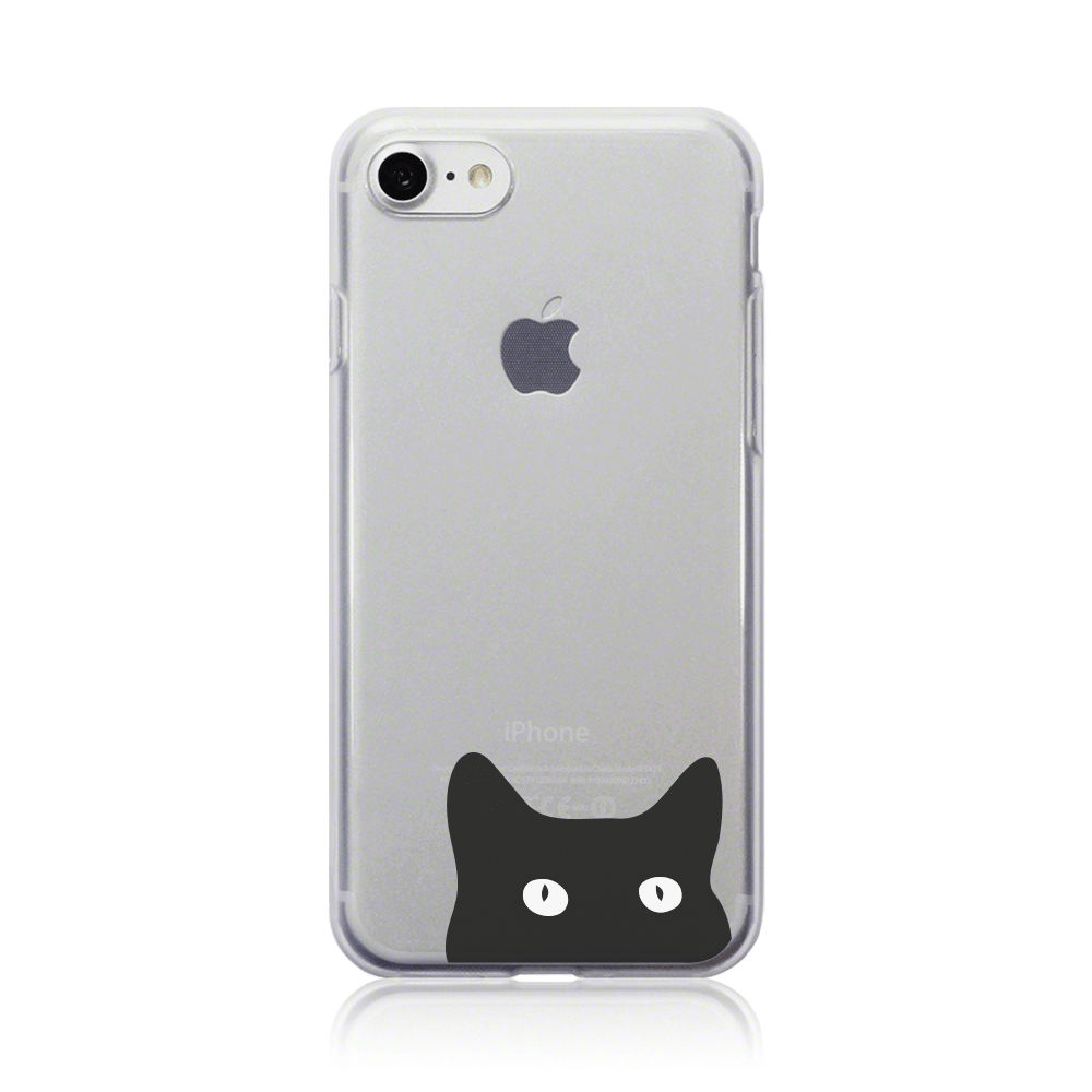 Mevo Cases Benjen The Cat Case for Apple iPhone 8/7 by Mevo