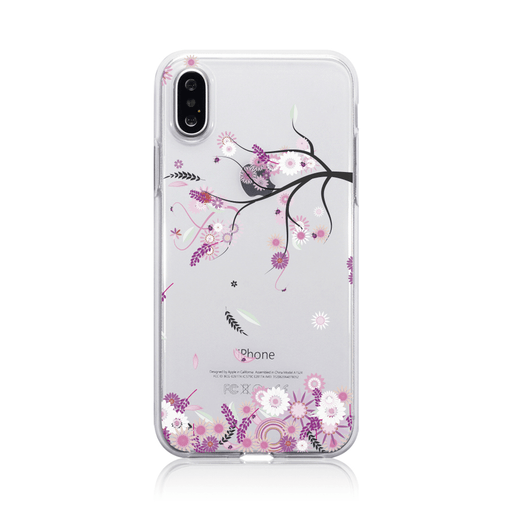 Mevo Cases Blossom Breeze Case for Apple iPhone X/XS by Mevo