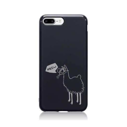 Mevo Cases Leopold Llama Case for Apple iPhone 8 Plus / 7 Plus by Mevo